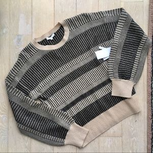 Equipment Sweaters - BNWT EQUIPMENT Cashmere and Wool Sweater Size M